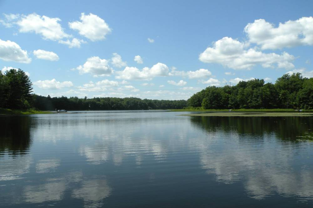 Nice lake Shover
