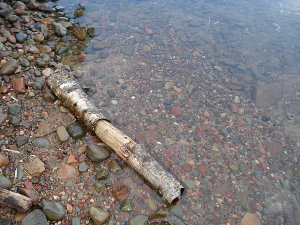 Stone Lake stoney bottom