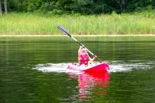 Kayak Shover