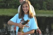 My fish Shover