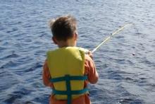 Stone Lake fishing #1