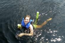Swimmer Shover